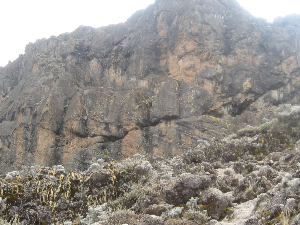 The Great Barranco Wall